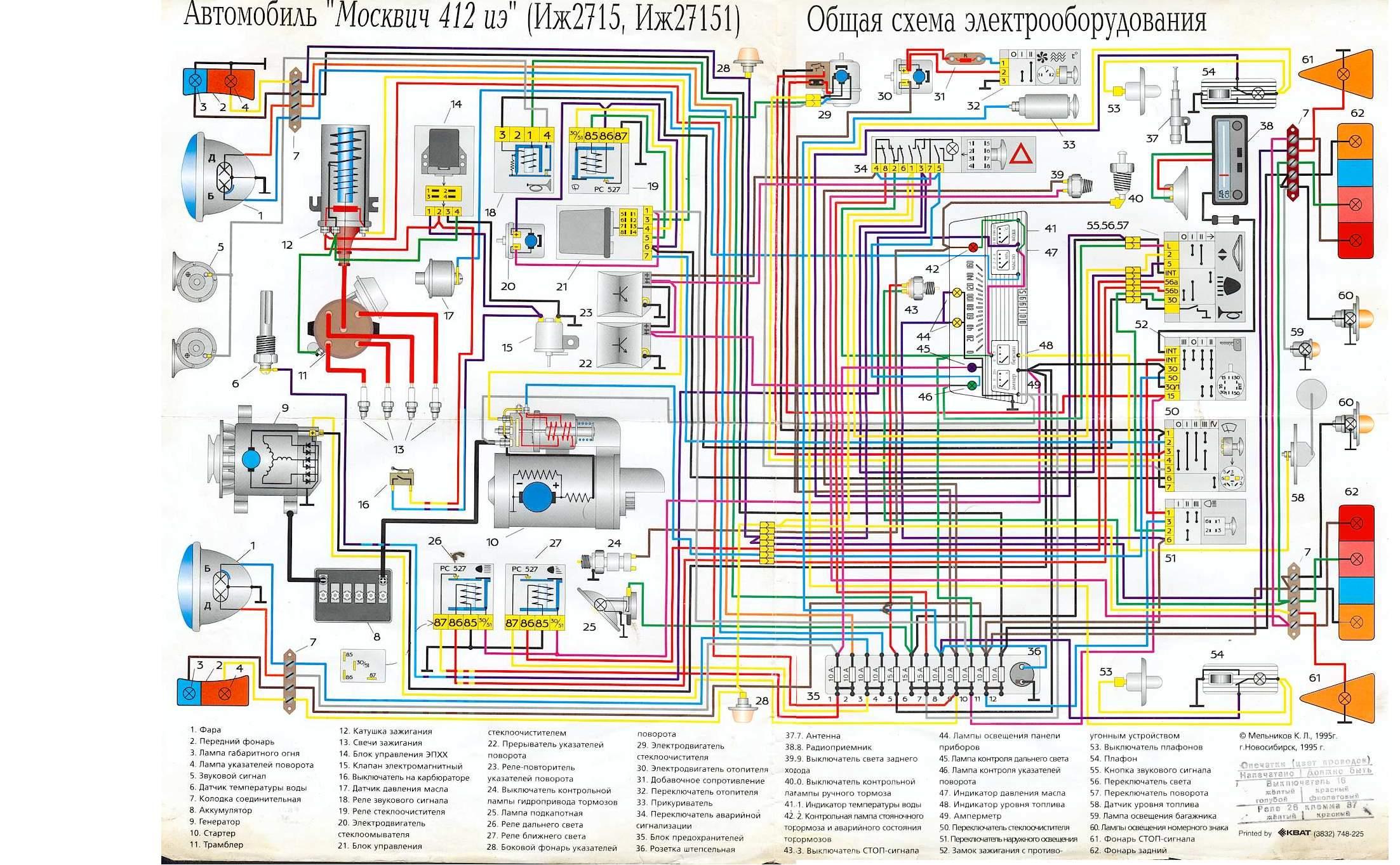 Инструкция По Експлуатацыи Москвич 412